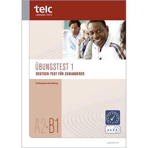 test inglese c1 telc detail