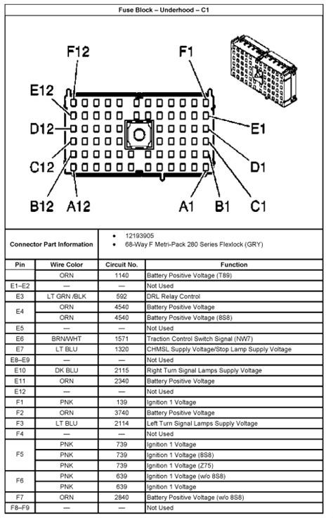 2005 Silverado Pcm Wiring Diagram by 5 3 Wiring Harness Wiring Diagrams Here Ls1tech