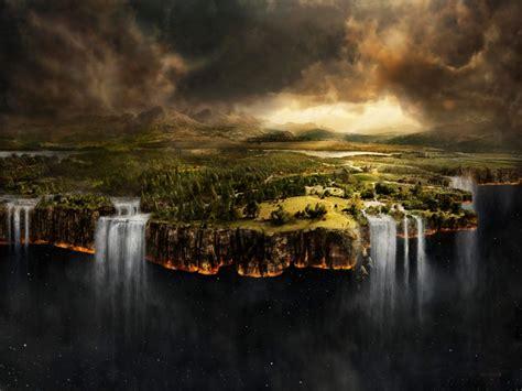 Fantastic Landscape Vampire High