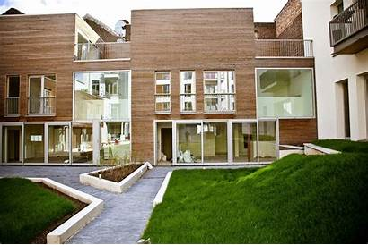 Housing Urban Platform Dec Archdaily Designrulz Architecture