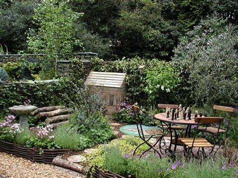 pictures of small garden designs 50 small urban garden design ideas and pictures shelterness