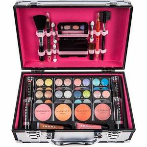 SHANY All-in-One Makeup Kit, Silver - Walmart.com