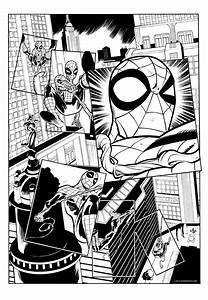 SHANE WHITE- Author & Illustrator - Spiderman