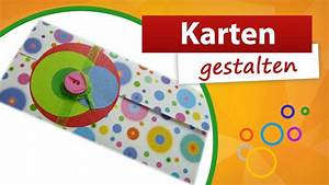 Karten Selber Basteln : karten basteln idee babykarte selber machen trendmarkt24 youtube ~ Orissabook.com Haus und Dekorationen