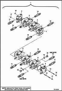 Bobcat 331 Parts Diagram