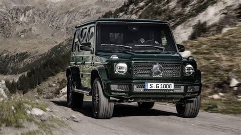 Mercedes 2019 G Wagon 2019 mercedes g wagon g class price release specs