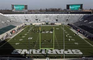 Michigan State Spartans Football Stadium