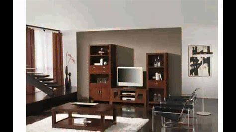 muebles rusticos salon youtube