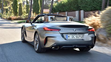 2020 bmw z4 bmw announces canadian pricing for 2020 z4 roadster