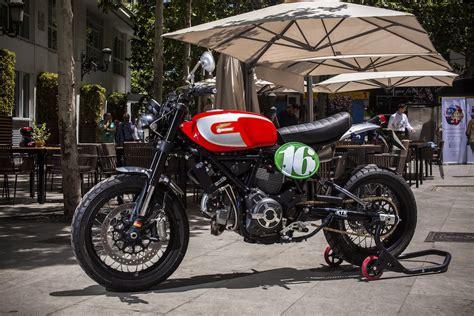 Ducati Scrambler Icon Modification by Xtr Pepo Ducati Scrambler