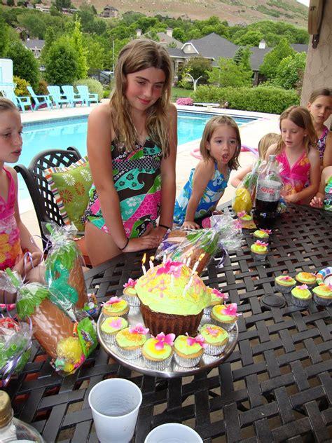 barton memories kelseys  year  birthday party