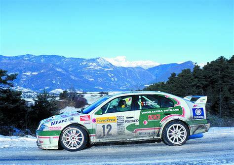 Skoda Octavia WRC slideshow :: autoviva.com