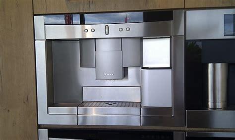 kaffeevollautomaten cv   neff espresso
