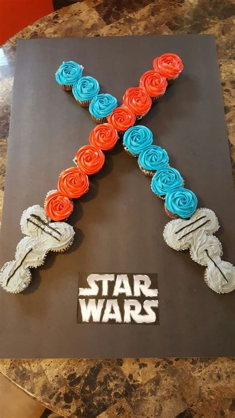 wars birthday cake decorations best 25 wars cupcakes ideas on wars