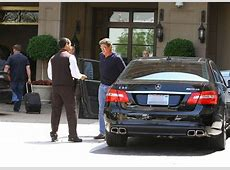 Sylvester Stallone Drives a Mercedes E63 AMG autoevolution
