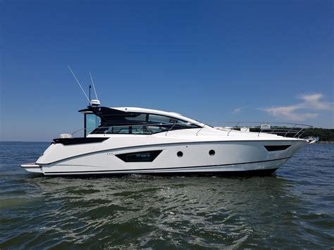 Yacht Boat by 2019 Beneteau Gran Turismo 46 Power Boat For Sale Www