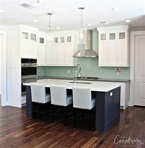 Repose gray from sherwin williams color spotlight for Kitchen colors with white cabinets with rod iron wall art