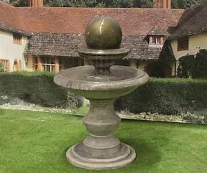 Regis, Ball, Fountain
