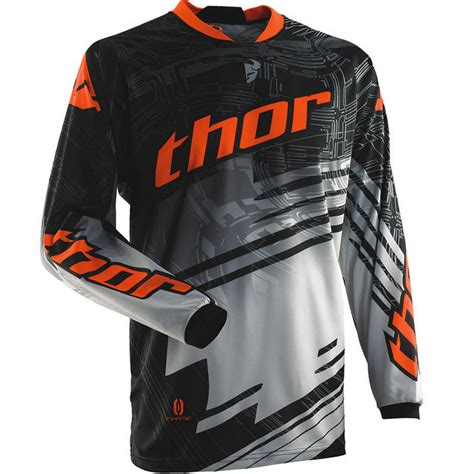 kids motocross jerseys thor phase s14 youth swipe motocross jersey motocross