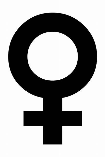 Symbol Female Icon Svg Sign Gender Symbols