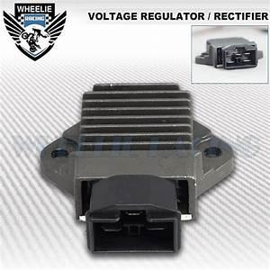 Rectifier Voltage Regulator Assy 91 Honda Cbr600 Cbr900rr
