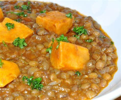lentilles 224 la marocaine les recettes de la cuisine de asmaa