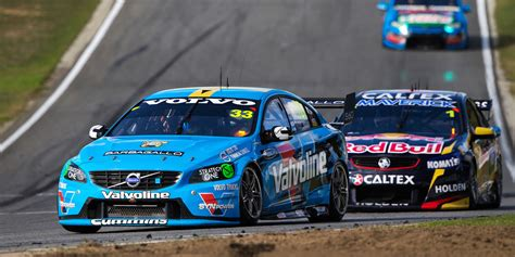volvo s motorsport future in doubt australian division uncommitted to v8 supercars beyond 2016