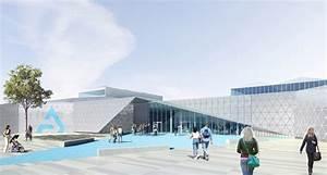 Architecte La Roche Sur Yon : bourgueil rouleau architectes complexe aquatique arago la roche sur yon 85 ~ Nature-et-papiers.com Idées de Décoration