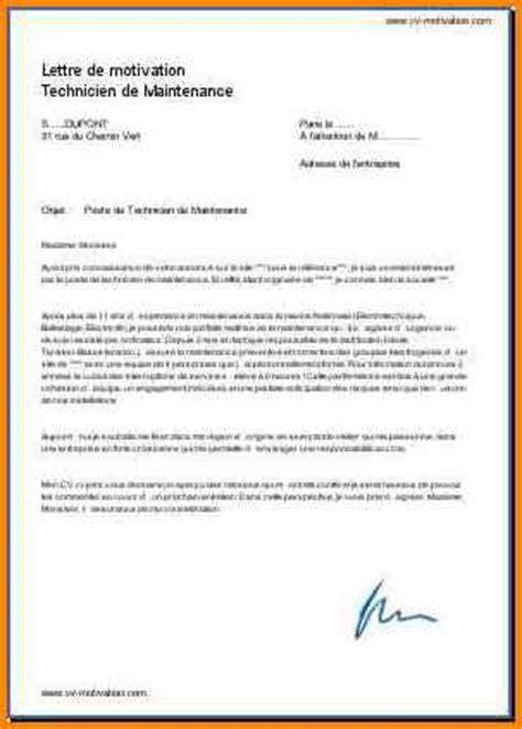 lettre de motivation cap cuisine greta 10 lettre de motivation technicien de maintenance