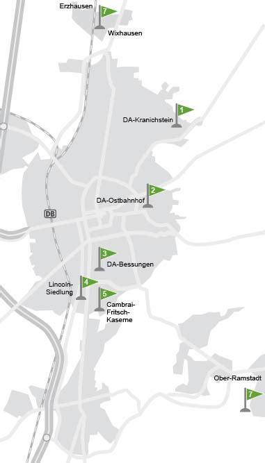 Darmstadt Und Umgebung by Wohnprojekte Wohnprojekte Darmstadt