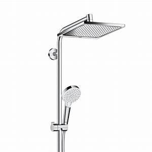 Showerpipe Crometta E 240 : hansgrohe crometta e 240 1jet showerpipe reno ecosmart 27289000 megabad ~ Eleganceandgraceweddings.com Haus und Dekorationen