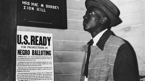 Trump Election Commission Member Suggests Jim Crow Laws ...