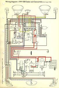 Vw Alternator Wiring Diagram