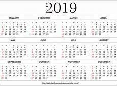 Free Printable Calendar 2019 Templates May 2019 Calendar
