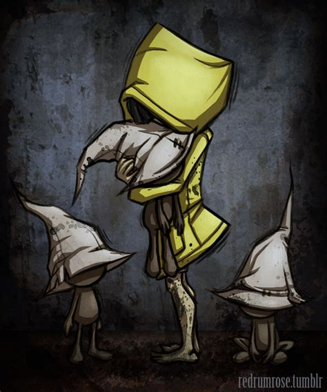little nightmares six by roseandthorn on deviantart