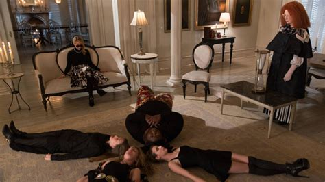 'american Horror Story Coven' Who Reigned Supreme