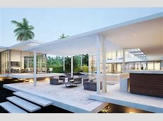 Home For Sale $32 Million for a Modern Residence On Miami