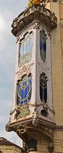Art Nouveau Architecture : 25 best ideas about art nouveau architecture on pinterest ~ Melissatoandfro.com Idées de Décoration