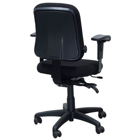 office task chairs office master pt74 used task chair black national