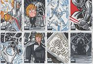 Star Wars Galaxy Cards