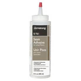 shop armstrong white sheet vinyl flooring adhesive actual
