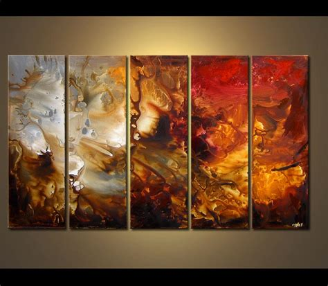 wall designs multi panel wall artwork home decor wall decor 5 canvas wall