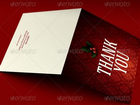 thank you card template indesign 20 thank you card template word psd ai and indesign