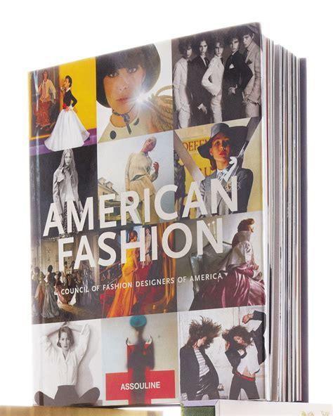 fashion design books american fashion book best design books