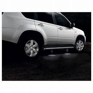 Barre De Toit Nissan X Trail : barres de finition marchepieds nissan x trail accessoires nissan ~ Farleysfitness.com Idées de Décoration