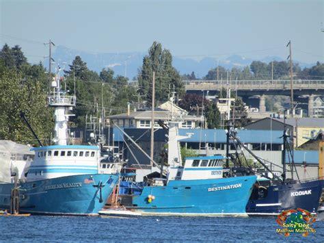 Destination Fishing Boat by F V Destination Missing Crab Boat Ak Bering Sea Crabber