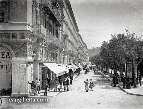 avenue felix faure avenue f 233 lix faure 1882 phototh 232 que jean gilletta depuis 1880