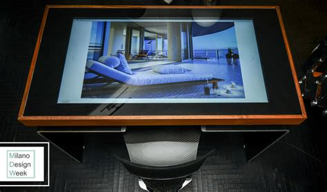 Tavolo Multitouch by D Table Il Tavolo Multi Touch In Tour D Table