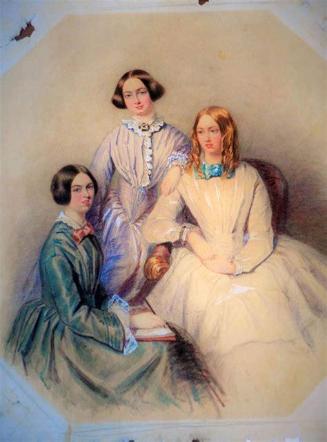 bronte sisters portrait sells