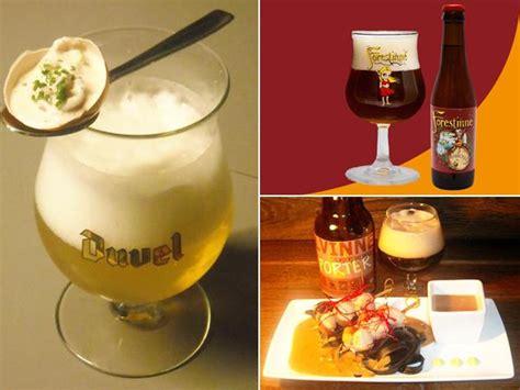 cuisine a la biere la cuisine à la bière de michael vermeren recettes